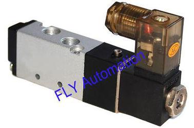 Cina 5/2,5/3 Cara Airtac listrik Solenoid katup 4V110-M5, 4V110-06, 4V130C/E/P-06, 4V120-06 pemasok