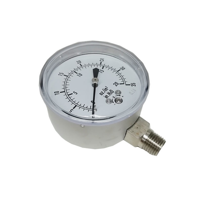 Compressed Air Pneumatic Tube Fittings Digital Pressure Gauge 1kg Weight