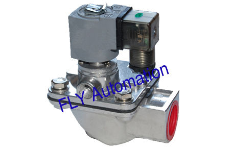 CA-25T,RCA-25T T Series 24v Goyen Pneumatic Pulse Jet Valves with F Coil Insulation Class