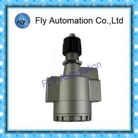 Cina SMC AS420 Standard Type One Way Air Flow Valve Aliran besar Dalam Pengendali Jalur Kecepatan Distributor