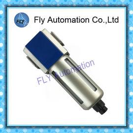 "Cina Udara Filter udara persiapan unit Pneumatic komponen Air Filter GF300-08 1/4"" alumunium alloy Distributor"