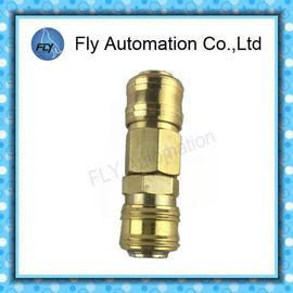 Cina RECTUS Seri 91KA Kopling 20SM 20SF 30SF 30SM Alat Pneumatik Kuningan Distributor