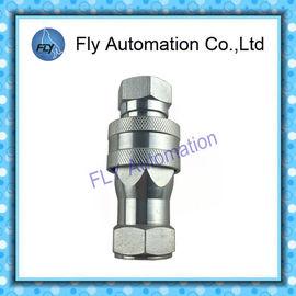 Cina Seri 6600 Seri ISO 7241 A 1/4 3/8 1/2 3/4 Pneumatic Tube Fittings Katup poppet lengan manual Distributor