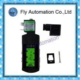 """Cina Numatics Aluminium Body 1/4 """"NAMUR Style Pneumatic Solenoid Valves SCG531C017MS SCG531C018MS Distributor"""
