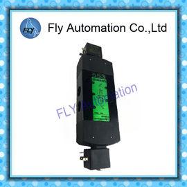 Cina JOUCOMATIC Series 1/2 Inch Bistable Function Katup Solenoid Pneumatik Ganda SCG553A018MS Distributor