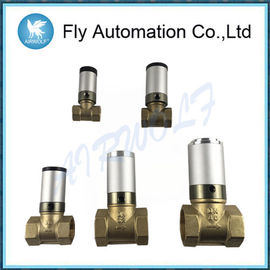"Q22HD-15 Auto Parts Otomotif 1/2 ""2/2 Cara Katup Pneumatic Tube Valve Air Control Actuator Water Brass Valve"